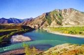 Устье реки Чуя